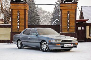 Народное ретро. Nissan Laurel C33 1989 года. «Корчевать» или реставрировать…