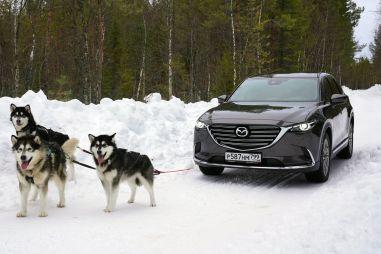 Тестируем Mazda CX-9. Фейслифтинг без фейслифтинга