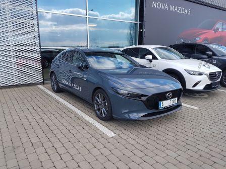 Mazda Mazda3 2019 - отзыв владельца