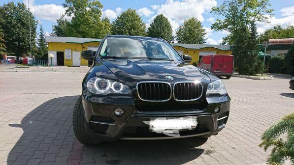BMW X5 2013 - отзыв владельца