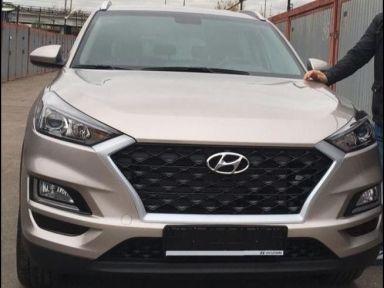 Hyundai Tucson 2018 отзыв автора | Дата публикации 25.01.2019.