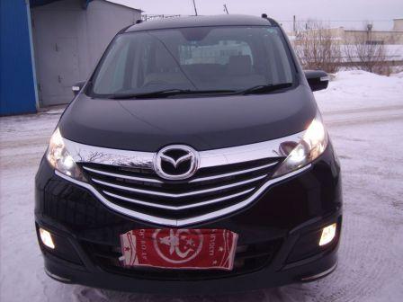 Mazda Biante 2015 - отзыв владельца