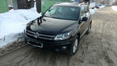 Volkswagen Tiguan 2012 отзыв автора | Дата публикации 04.03.2019.