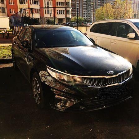 Kia Optima 2018 - отзыв владельца