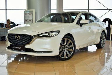 Mazda Mazda6 2019 отзыв автора | Дата публикации 01.03.2019.