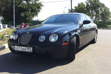 Jaguar S-type, 2008