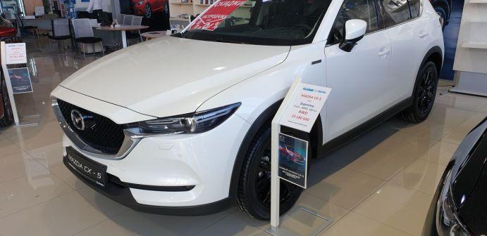 Mazda CX-5 2018 - отзыв владельца