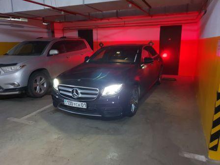 Mercedes-Benz E-Class 2017 - отзыв владельца