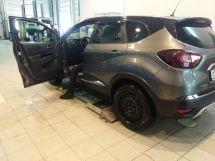 Отзыв о Renault Kaptur, 2016 отзыв владельца