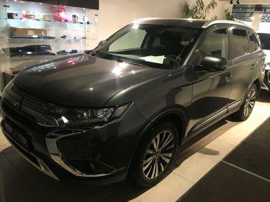 Mitsubishi Outlander, 2018