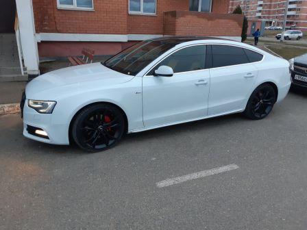 Audi A5 2014 - отзыв владельца