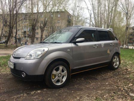 Mazda Verisa 2008 - отзыв владельца