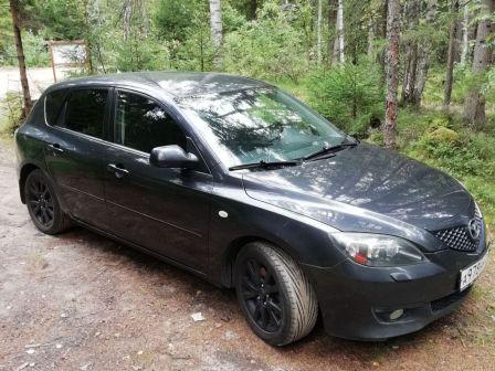 Mazda Mazda3 2008 - отзыв владельца