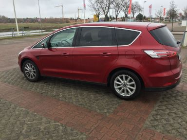 Ford S-MAX, 2015