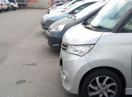 Nissan Roox 2012 - отзыв владельца