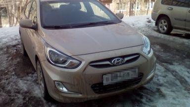 Hyundai Solaris 2012 отзыв автора | Дата публикации 13.03.2019.