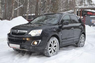 Opel Antara, 2012