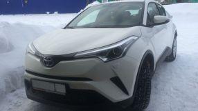 Отзыв о Toyota C-HR, 2018 отзыв владельца