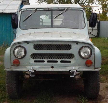 УАЗ 469 1984 - отзыв владельца