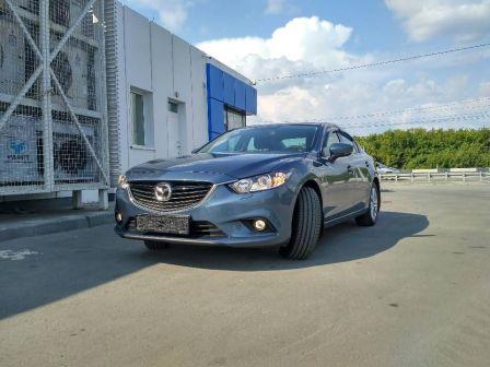 Mazda Mazda6 2017 - отзыв владельца
