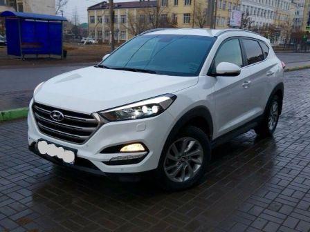 Hyundai Tucson 2017 - отзыв владельца