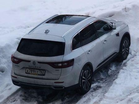 Renault Koleos 2018 - отзыв владельца