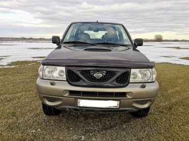 Nissan Terrano II, 2002