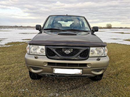Nissan Terrano II 2002 - отзыв владельца