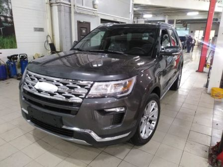Ford Explorer 2018 - отзыв владельца