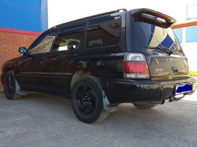 Subaru Forester 1998 отзыв автора | Дата публикации 25.03.2019.