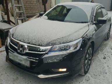 Honda Accord, 2014