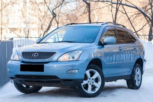 Lexus RX330 2005 - отзыв владельца