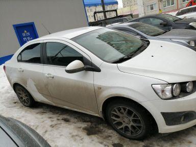 Chevrolet Aveo 2012 отзыв автора | Дата публикации 28.03.2019.
