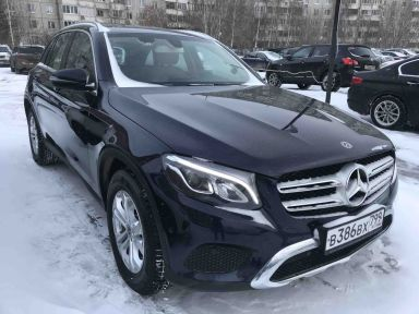 Mercedes-Benz GLC, 2018