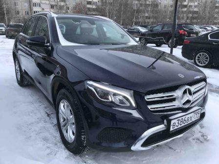 Mercedes-Benz GLC 2018 - отзыв владельца