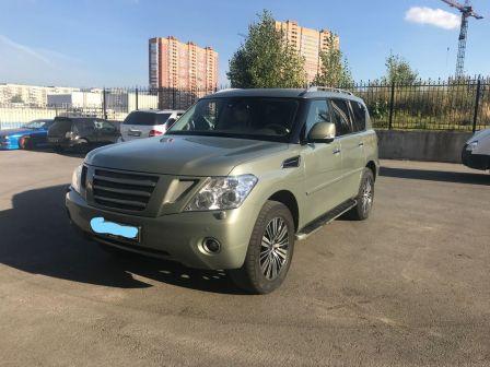 Nissan Patrol 2010 - отзыв владельца