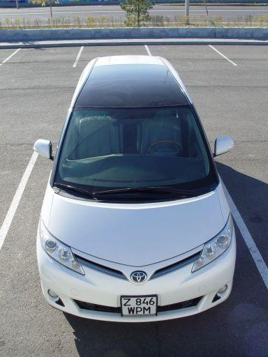 Toyota Previa, 2010