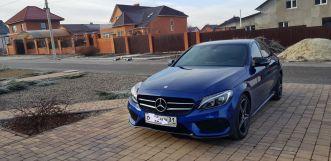 Отзыв о Mercedes-Benz C-Class, 2017 отзыв владельца