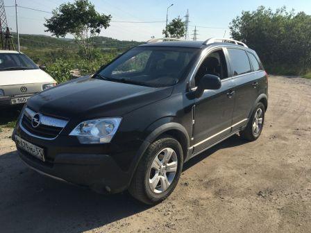 Opel Antara 2006 - отзыв владельца