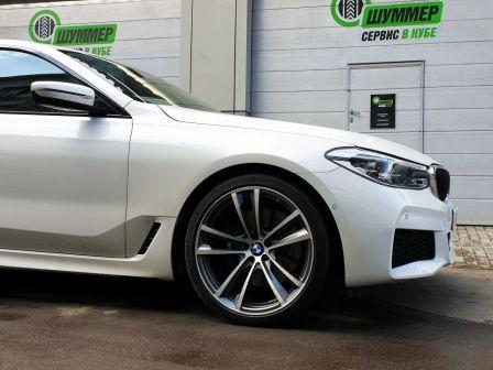 BMW 6-Series Gran Turismo 2018 - отзыв владельца
