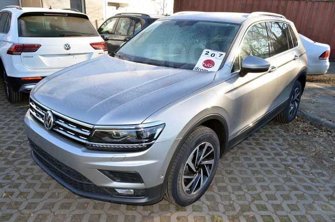 Volkswagen Tiguan, 2019 год, 2 020 800 руб.