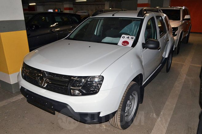 Renault Duster, 2019 год, 849 990 руб.