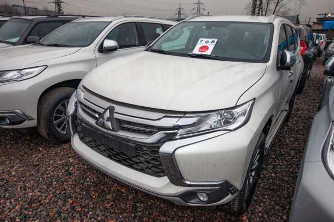 Mitsubishi Pajero Sport, 2018 год, 2 642 000 руб.