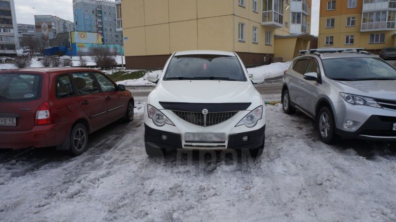 SsangYong Actyon Sports, 2011 год, 495 000 руб.