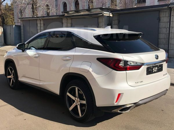 Lexus RX200t, 2016 год, 3 200 000 руб.