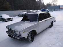 Шушенское 2107 2011