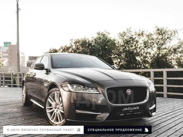 Jaguar XF, 2017 год, 4 304 000 руб.