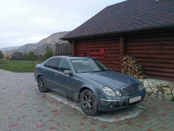 Mercedes-Benz E-Class, 2004 год, 570 000 руб.