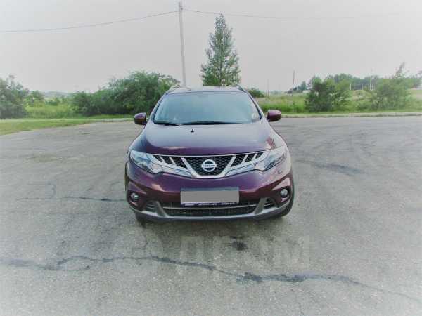 Nissan Murano, 2012 год, 1 111 000 руб.