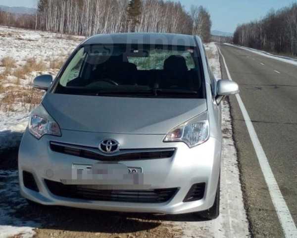 Toyota Ractis, 2011 год, 465 000 руб.